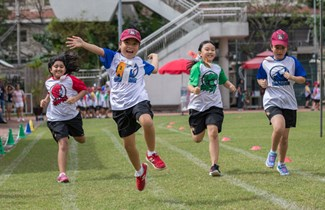 Primary Sports Day 1