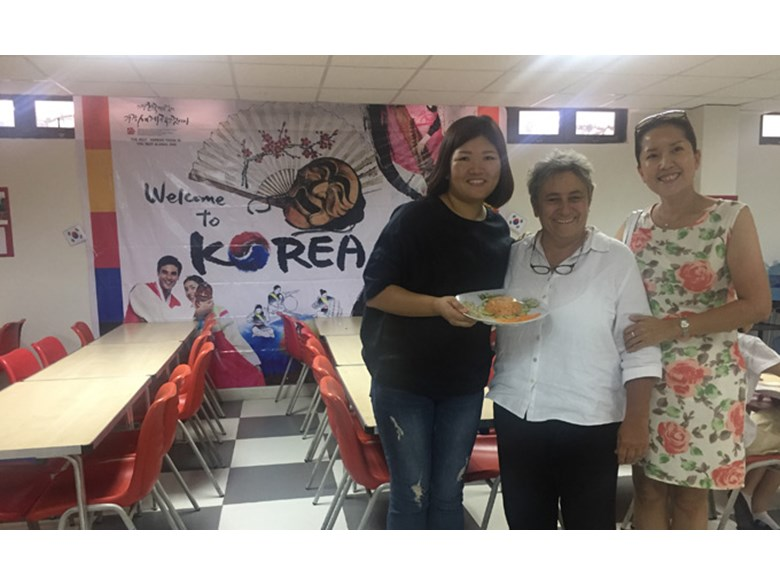 Korean National Cuisine Day