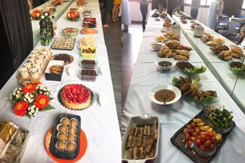 Parents Pot Luck Lunch 2019 | BIS HCMC