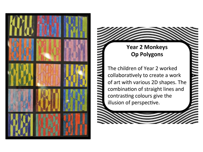 Y2 Monkeys Artwork