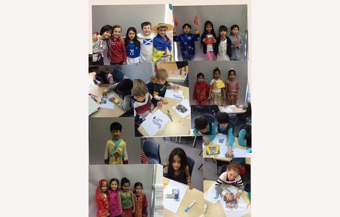 International Week in Year 2