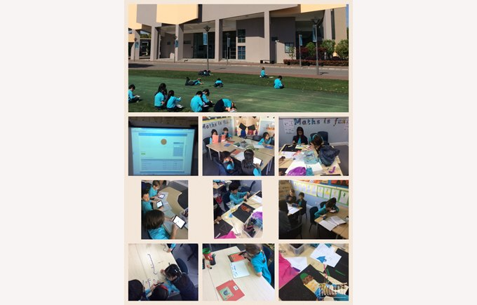 Year 2 sketching and researching