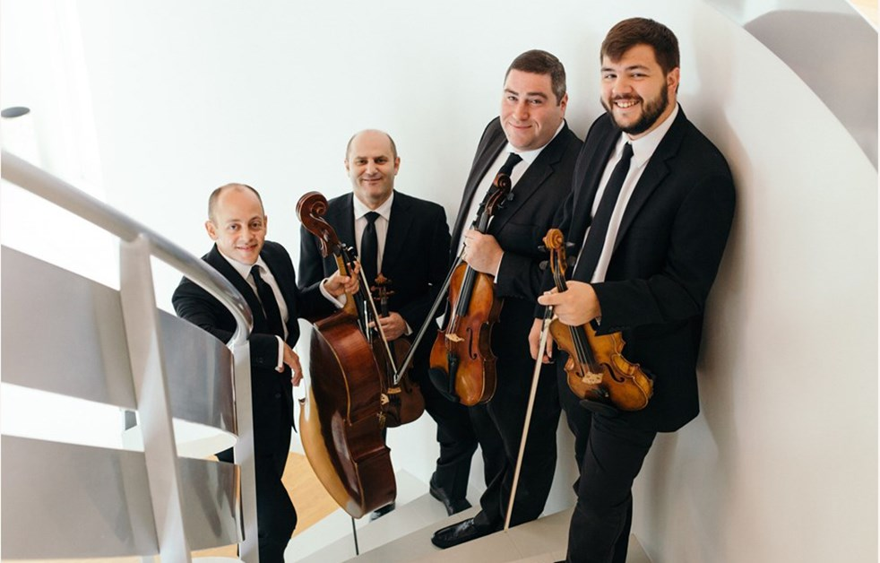 Performing Arts Festival Amernet Quartet