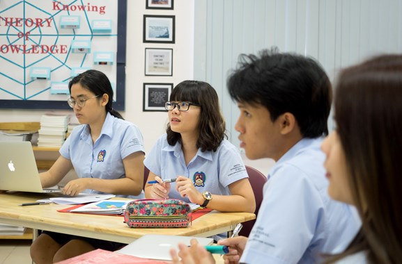 British International School Hanoi IB 2018