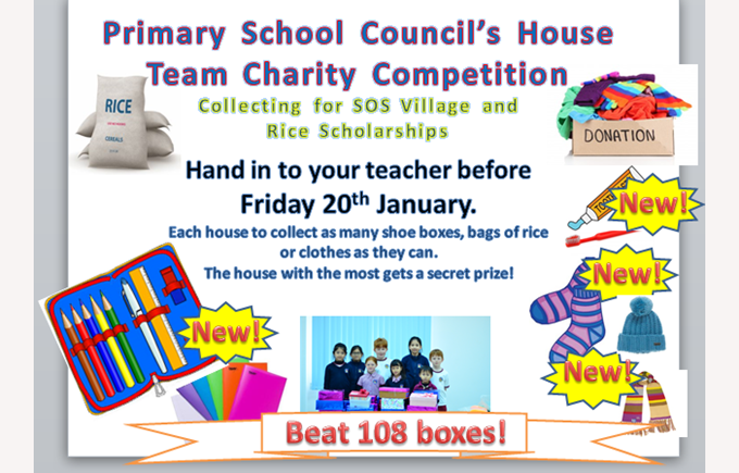 British International School Hanoi - Shoebox Appeal