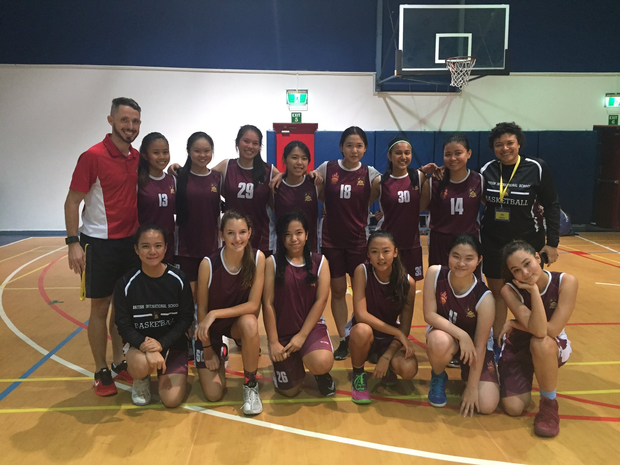 U19 Basketball Girls