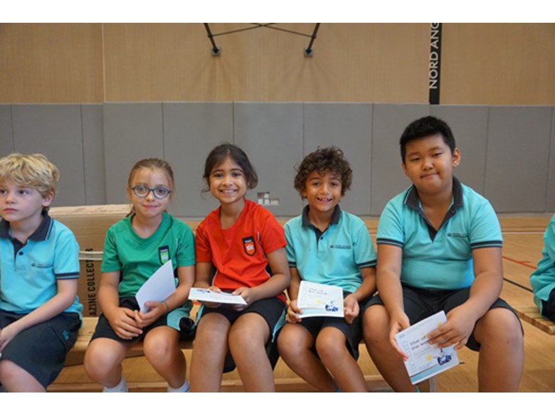 Assembly - Star of the Week - Drama - 4 Sept 2015