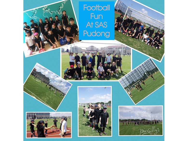 Year 4 Football Fun