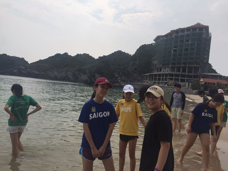 British International School Y8 Cat Ba 2018 (20)