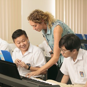 BVIS HCMC's teachers are experienced, highly-qualified