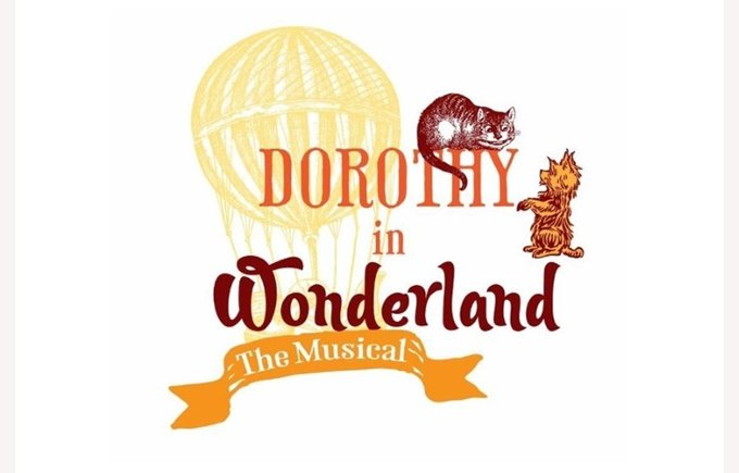 Dorothy in Wonderland BVIS ticket