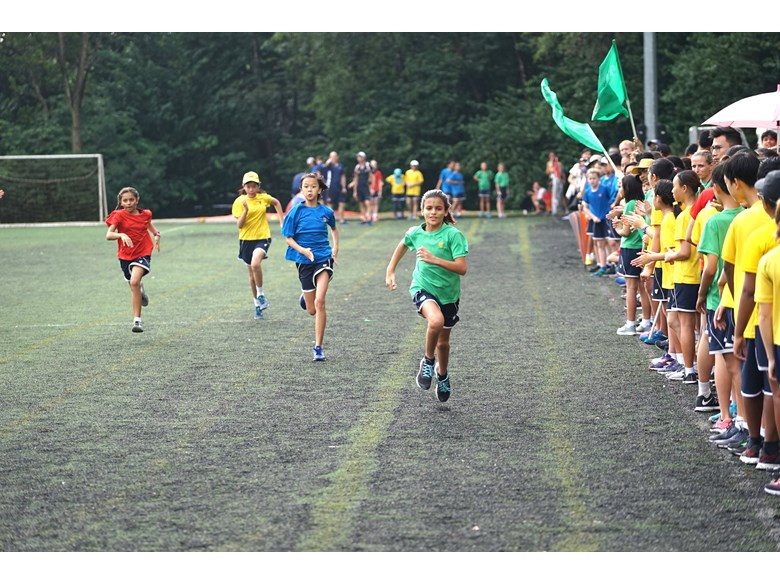 Secondary sports day 1