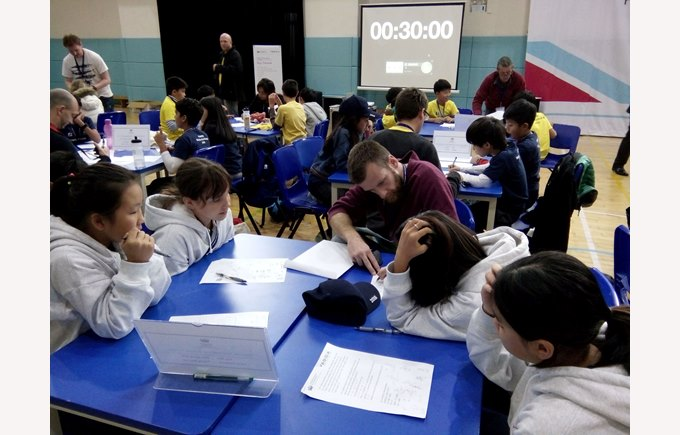 British School in China hosts maths competition │Regents International School Pattaya