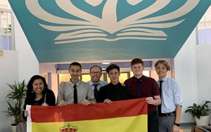 Students Win Scholarship to Study in Spain