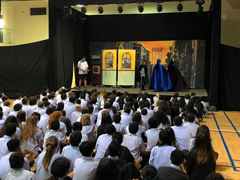 Madinat Khalifa Secondary Headlines | Monday 25 March