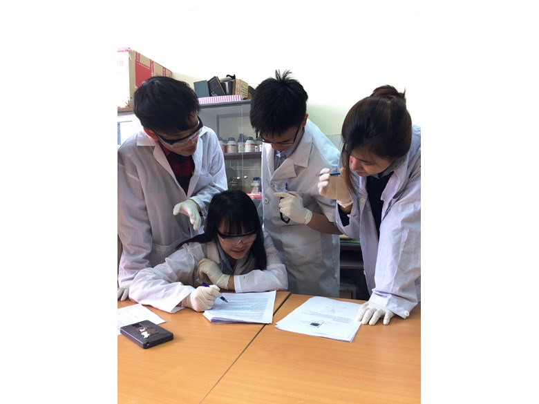 British International School Hanoi Chemisty Year 13
