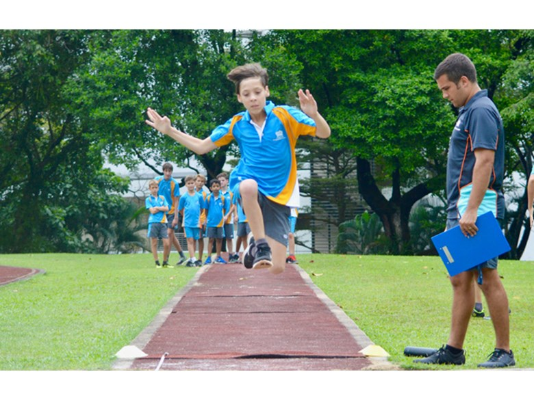 FOBISIA Under 13 Athletics Trials