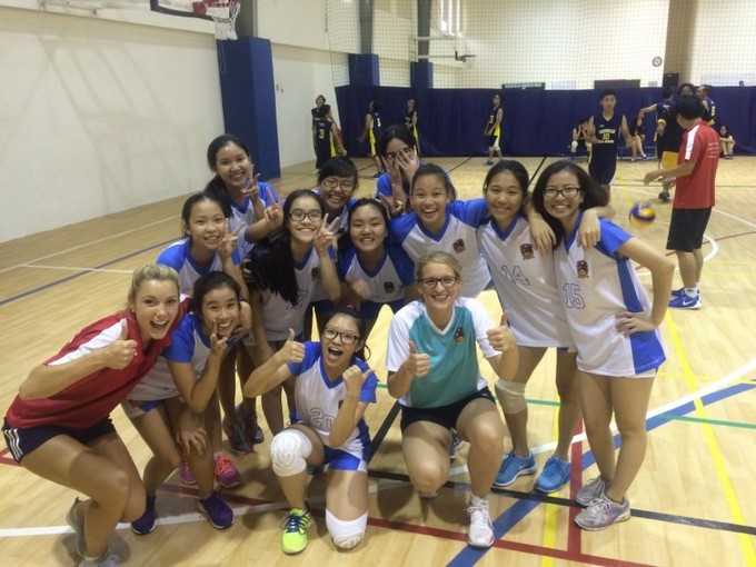 Volleyball Update 09/10/2015