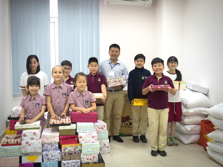 British International School Hanoi Primary Charity