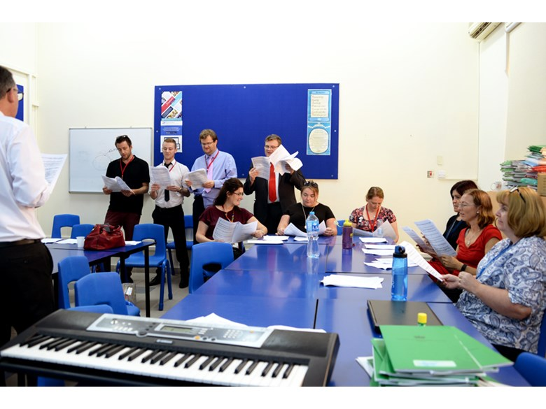 Parent Teacher Choir