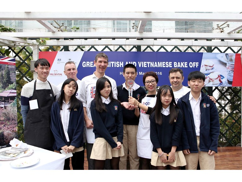 British International School Hanoi Great British Bake Off (3)