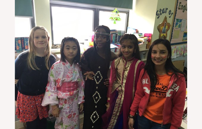 Y6 International Week