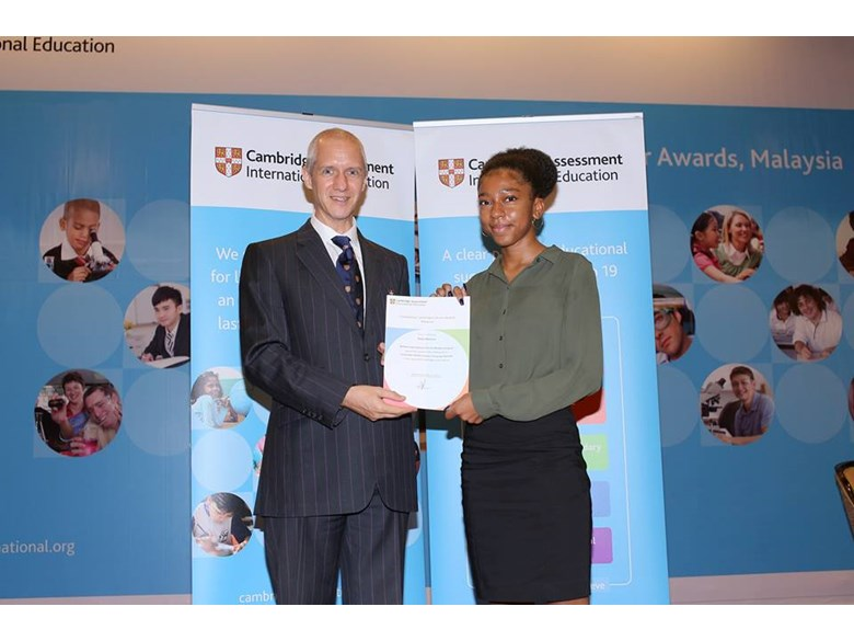 Cambridge Learner Awards