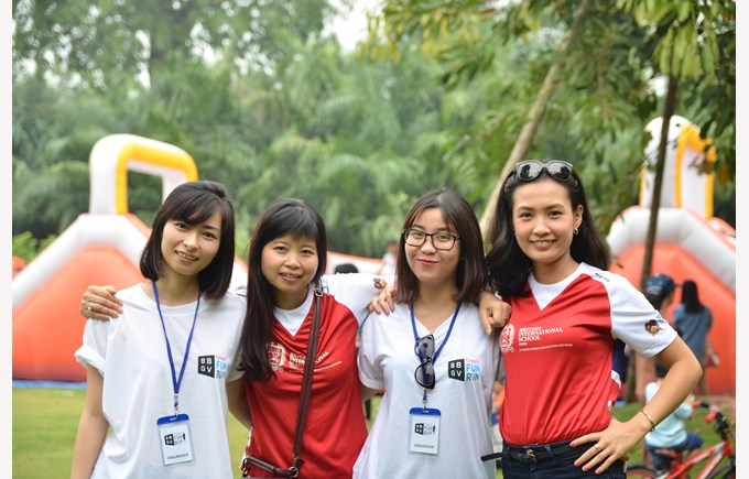 Britist International School Hanoi - Fun Run