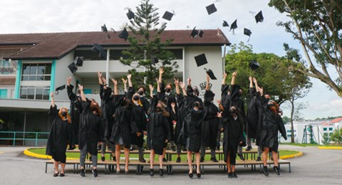 Dover Court International School Singapore IBDP University Offers Link