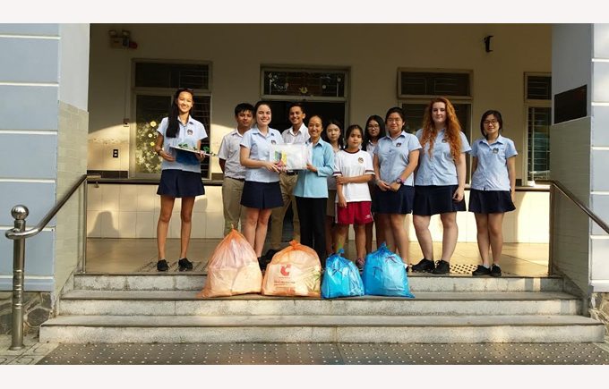 Books for the Blind Club – Term Reflection BIS HCMC