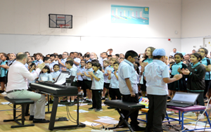 Gharaffa Buzz Music Assembly