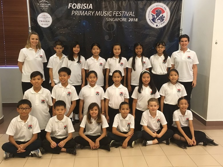 primary fobisia music 2018