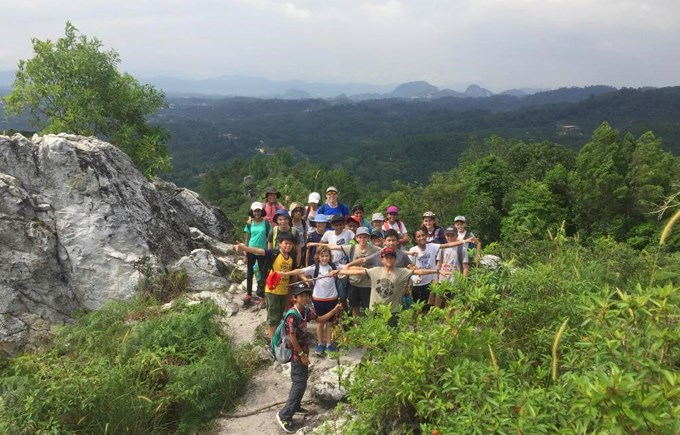 Dover Court International School Singapore,Trips and Expeditions Gopeng
