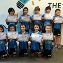 Global Campus Lego Challenge winners