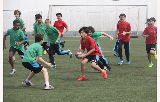 Secondary House Sport (1)