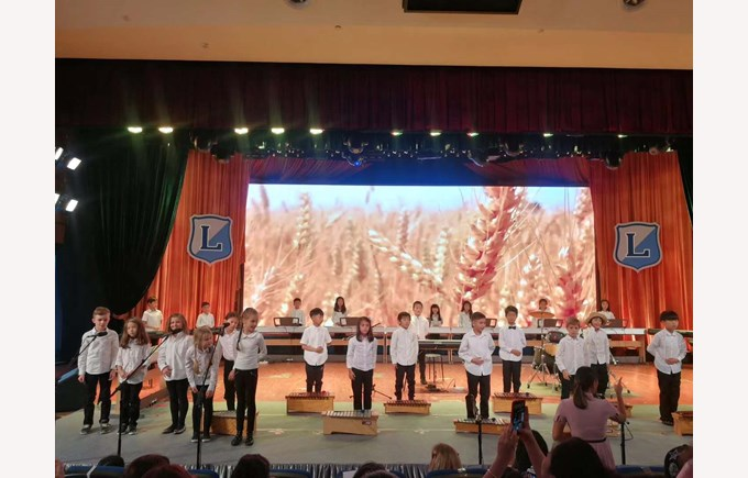 End of year concert 15