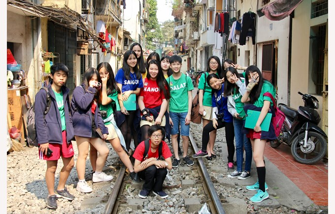 British International School Hanoi IGCSE Art