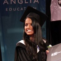 A graduate | Regents International School Pattaya