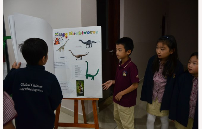 British International School Hanoi - Phase 2 exhibition