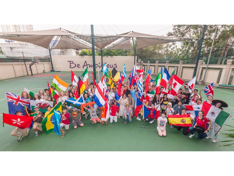 International Day 2016 at An Phu Secondary British International School HCMC