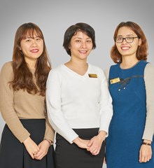 BIS Hanoi HR Department 2018-19