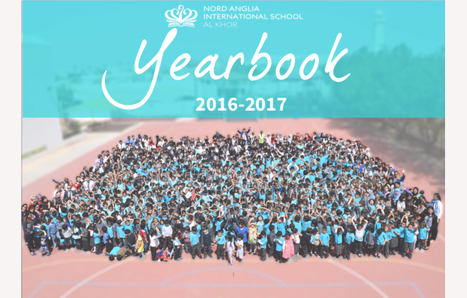 yearbook 16 - 17