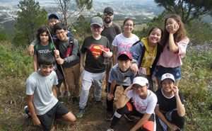 BIS HCMC Year 8 Expedition Dalat 6