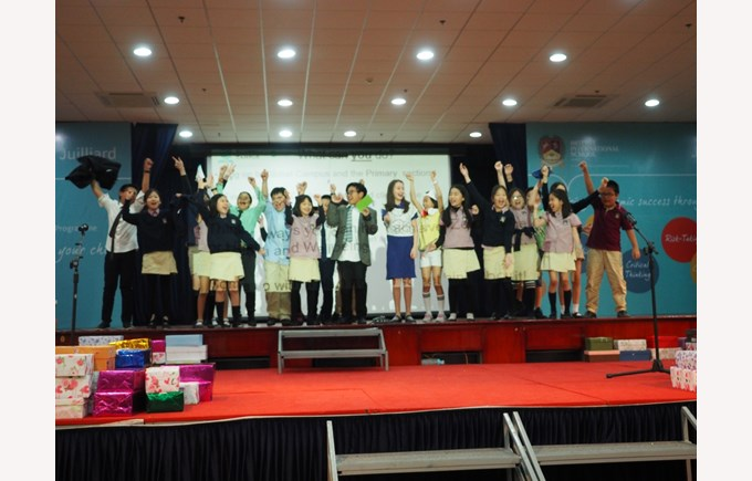 British International School Hanoi - 6S assembly