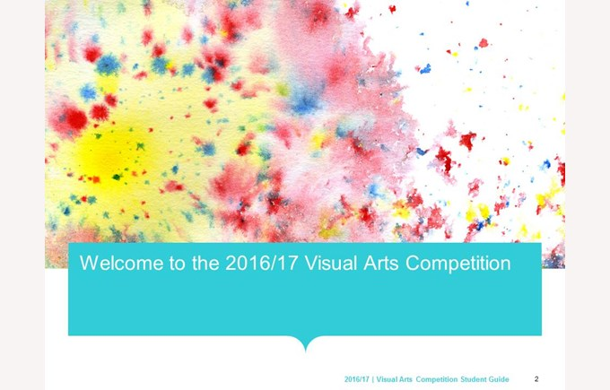 New Image pg 2 Visual Arts Competition