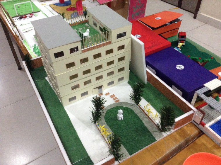 Year 6 IPC Unit- My Dream School!