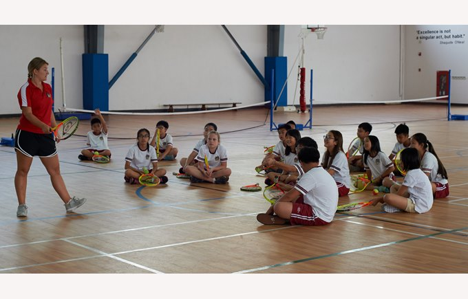 British International School Hanoi sport