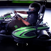 Global Games Andretti Go Carts