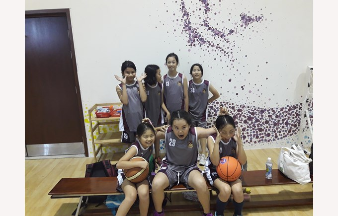 Basketball TX(5)