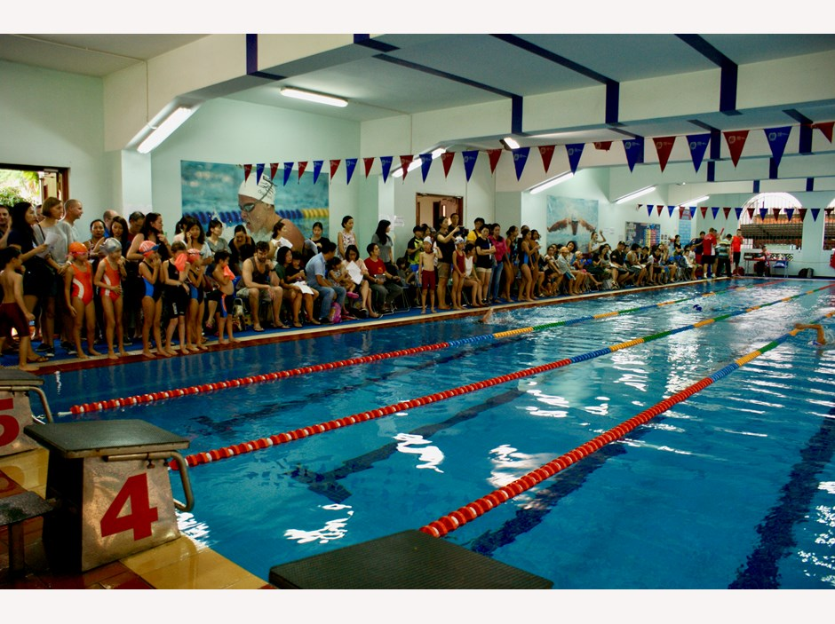 BIS HCMC Invitational Swim Meet 9